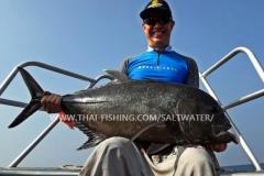 GT Popper Fiskeri Similan Islands Thailand
