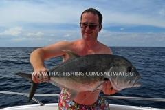 GT Fiskeri Similan Islands Thailand