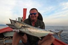Spanis Mackerel Fiskeri Thailand - FAD Fiskeri Khao-Lak