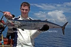 Wahoo Fiskeri Khao Lak Thailand