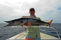 Wahoo Fiskeri Similan Islands Thailand