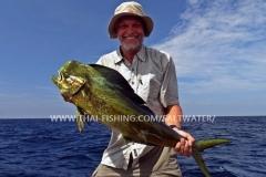 Dorado Fishing Khao Lak Thailand