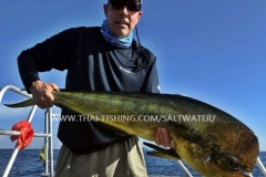 Dorado Fishing Similan Islands Thailand