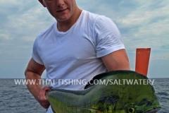 Dorado Fly Fishing Khao Lak Thailand