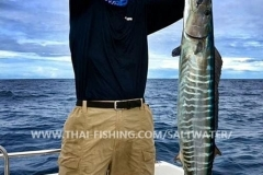 Wahoo Fishing Similan Islands Thailand