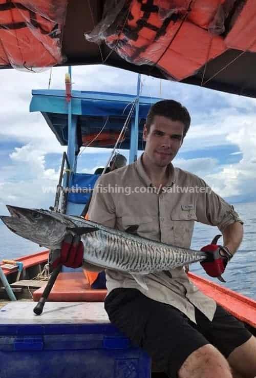 FAD Fishing Khao Lak Thailand