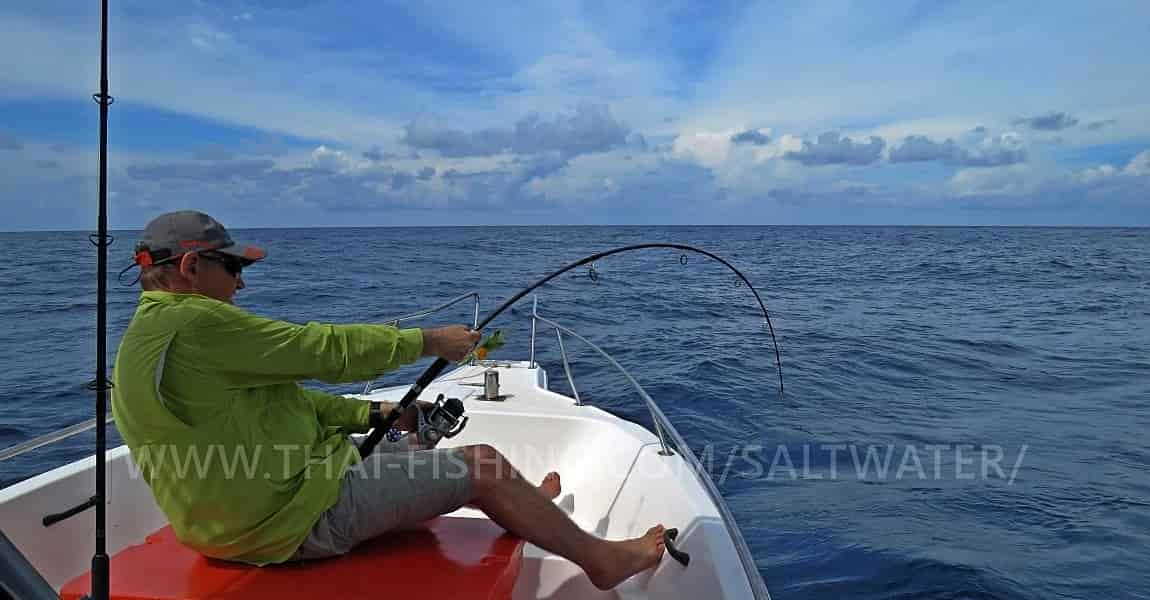 Saltwater Fishing Report - Fishing Khao Lak