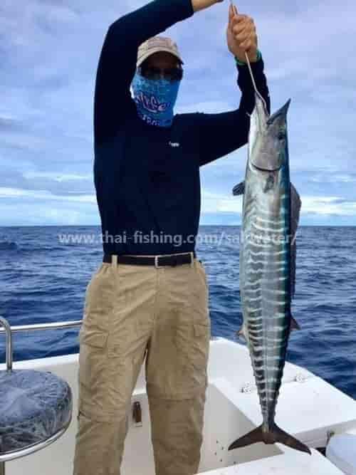 Similan Islands Fishing Thailand