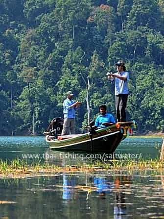 Freshwater Fishing Khao Lak