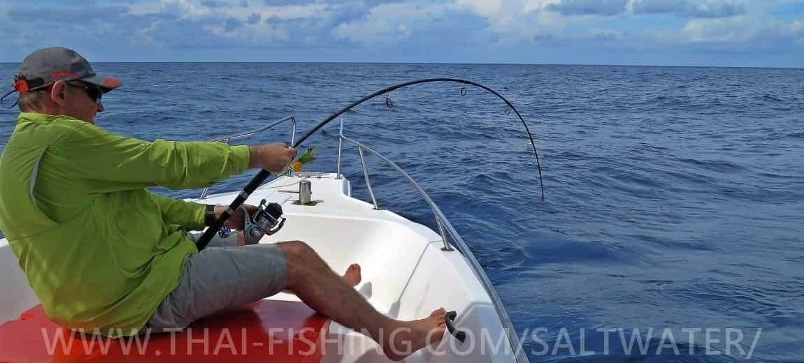 Contact Us Bookings - Thai Fishing