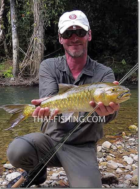 Fluefiske report Thailand