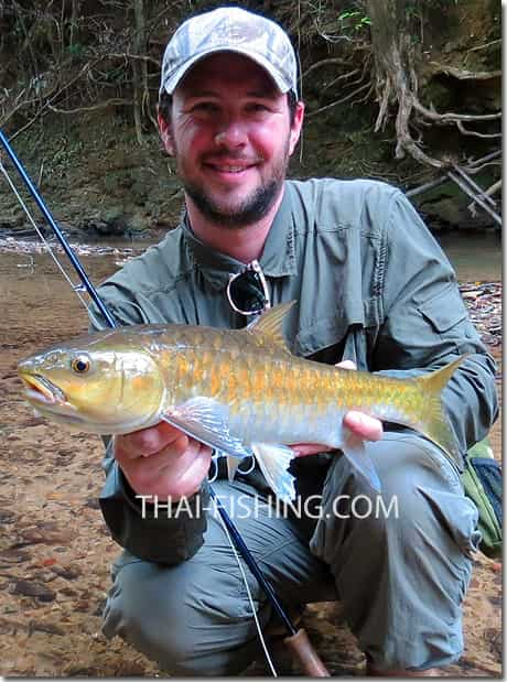 Fly fishing Thailand - Fishing Report 1