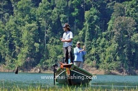 Thai Fishing Foto Gallery DK
