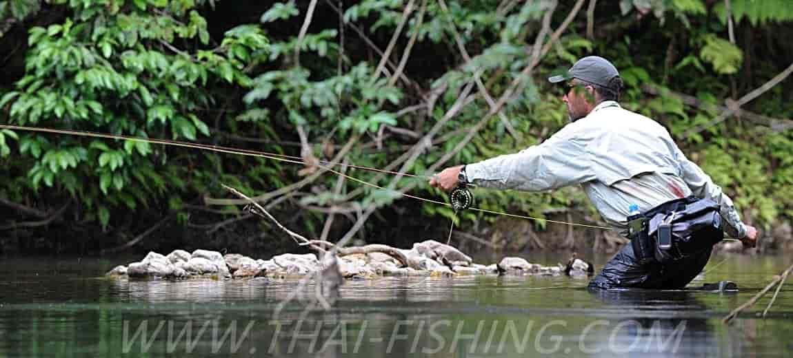 Kontakt Os - Thai Fishing
